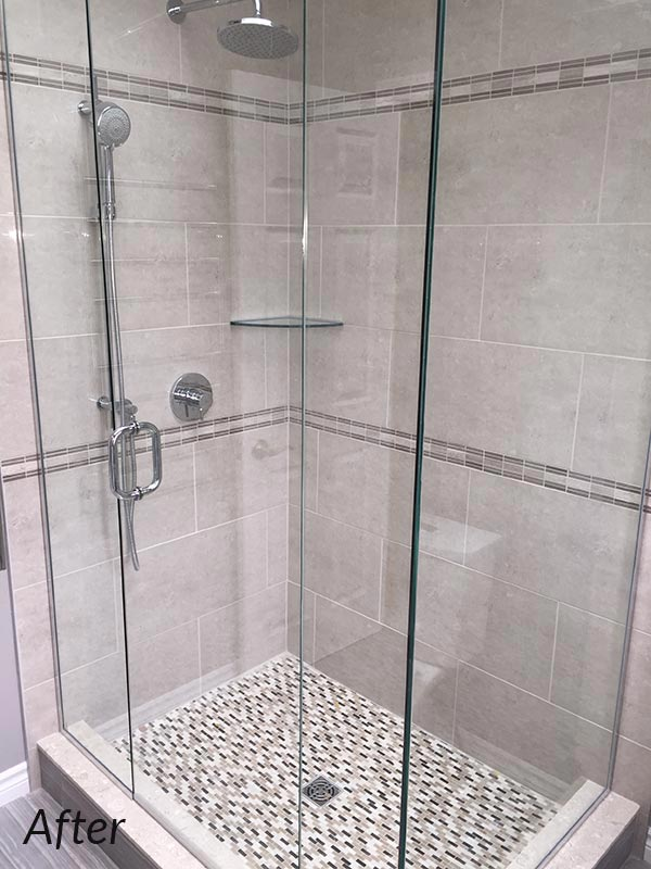 Dundee Shower After