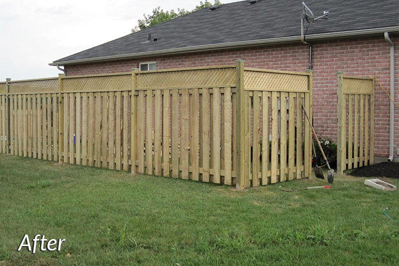 Fence After